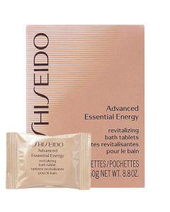 Shiseido Advanced Essential Energy bath tablets 10 stuks