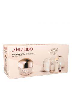 Shiseido Benefiance WrinkleResist Day Cream giftset