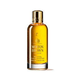 Molton Brown Mesmerising Oudh Accord & Gold Precious bodyolie 100 ml