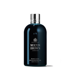 Molton Brown Russian Leather bad en douchegel 300 ml
