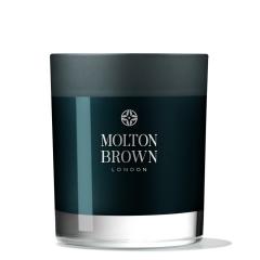 Molton Brown Russian Leather Single Wick kaars