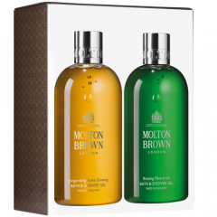 Molton Brown Woody Collection
