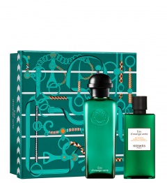 Hermès Eau d' Orange Vert 50 ml Set