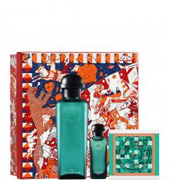 Hermès Eau d'orange Verte Eau de Cologne 100 ml Set