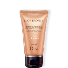 DIOR Bronze Self tanning jelly gradual glow - face 50 ml