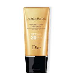 DIOR Bronze Beautifying Protective Creme Sublime Glow - SPF 30
