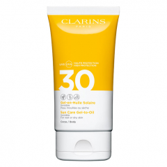 Clarins Sun Care Body Gel-to-Oil SPF30