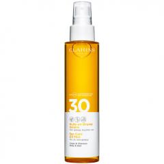 Clarins Sun Care Body Oil Mist SPF30
