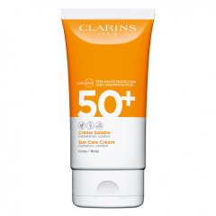 Clarins Sun Care Body Cream SPF50+