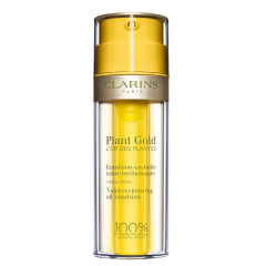 Clarins Plant Gold 100% Natural Origin Face Emulsion