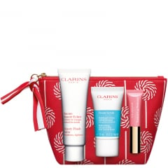 Clarins Beauty Flash Balm Set Kerst 2020