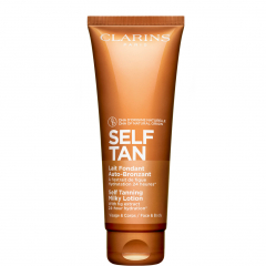Clarins Self-Tanning Milky Lotion