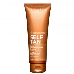 Clarins Self-Tanning Tinted Gel