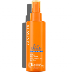 Lancaster Sun Beauty Oil-Free Milky Spray SPF15