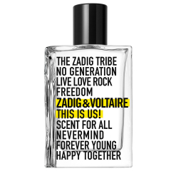 Zadig & Voltaire This is Us! eau de toilette spray