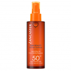 Lancaster Sun Beauty Satin Dry Oil SPF50