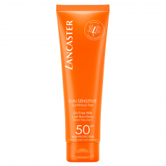 Lancaster Sun Sensitive Oil-Free Milk SPF50