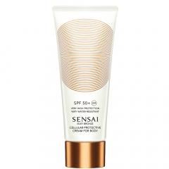 Sensai Silky Bronze Cellular Protective Cream for Body SPF 50+ 150 ml