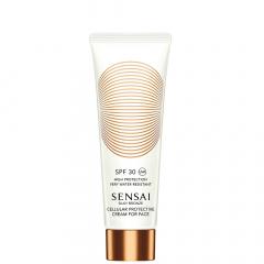 Sensai Silky Bronze Cellular Protective Cream for Face SPF 30