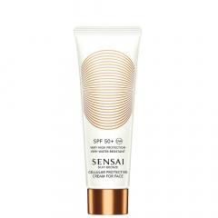 Sensai Silky Bronze Cellular Protective Cream for Face SPF 50+