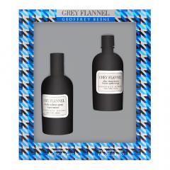 Geoffrey Beene Grey Flannel set