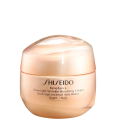 Shiseido Benefìance Overnight Wrinkle Resisting Cream 50 ml