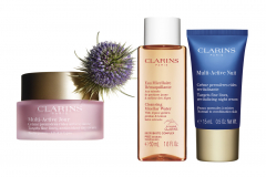 Clarins Set  Multi-Active 50 ml