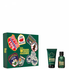 Dsquared² Green Wood pour Homme 30 ml Set