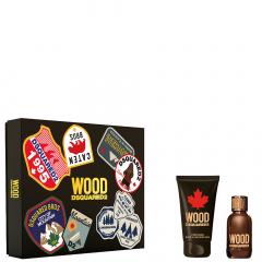 Dsquared² Wood pour Homme 30 ml Set
