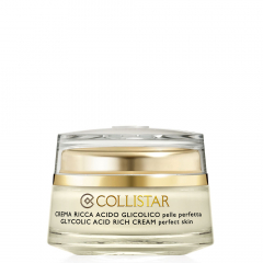 Collistar Gezicht Pure Actives Glycolic Acid Rich Cream