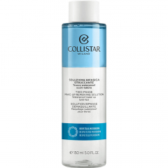 Collistar Two-Phase Make-Up Removing Solution