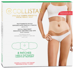 Collistar Lichaam Patch-Treatment Reshaping abdomen and hips 8 st