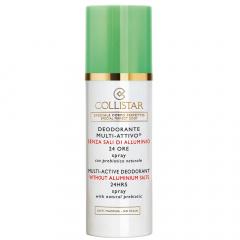 Collistar Lichaam Multi-Active Deodorant-No aluminium 100 ml