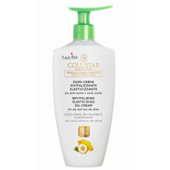 Collistar Lichaam Revitalizing Elasticizing Oil-Cream 400 ml