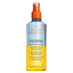 Collistar Zon Two-Phase Aftersun Spray with Aloe