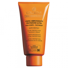 Collistar Zon Ultra Protection Tanning Cream SPF30  150 ml