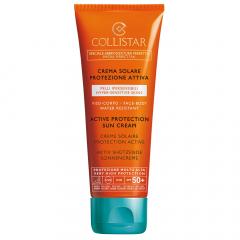 Collistar Zon Active Protection Tanning Cream SPF 50+