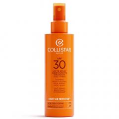 Collistar Zon Tanning Moisturizing Milk Spray Face-Body SPF30
