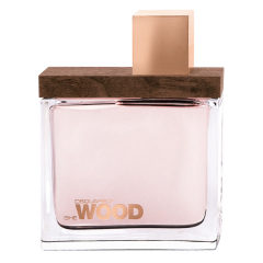 Dsquared² She Wood eau de parfum spray