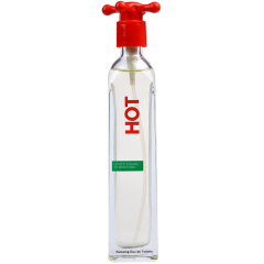 Benetton Hot eau de toilette spray