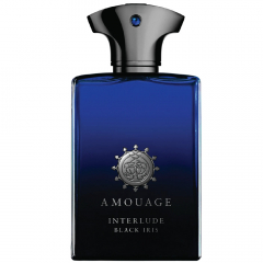 Amouage Interlude Black Iris eau de parfum spray