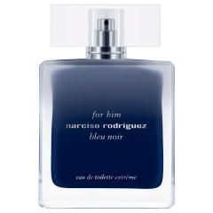 Narciso Rodriguez Blue Noir Extrême eau de toilette spray