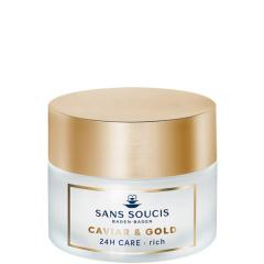 Sans Soucis Caviar & Gold Anti Age Deluxe 24H Care Rich Droge Huid