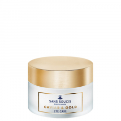 Sans Soucis Caviar & Gold Anti Age Deluxe Eye Care 15 ml