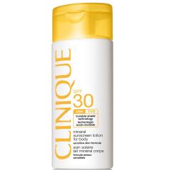 Clinique SPF 30 Mineral Sunscreen Body Lotion