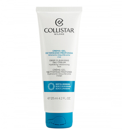 Collistar Deep Cleansing Gel-Cream Hydrating Rebalancing Face