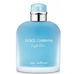 Dolce & Gabbana Light Blue pour Homme Eau Intense eau de toilette spray