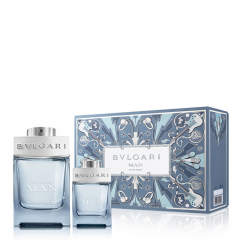 BVLGARI Man Glacial Essence 100 ml Kerstset 20/21