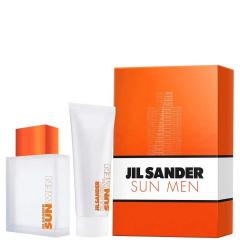 JIl Sander Sun Men 75 ml Set