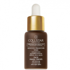 Collistar Zon Magic Drops Self-tanning concentrate ultra rapid effect 10 ml